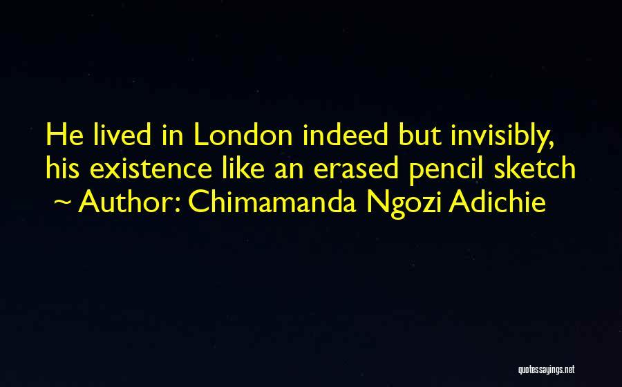 Sketch Quotes By Chimamanda Ngozi Adichie