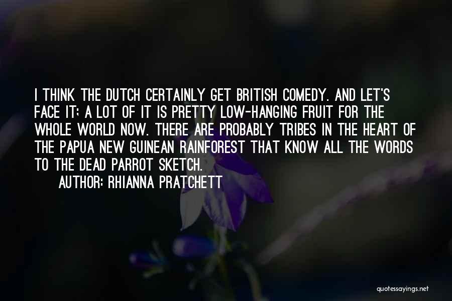 Sketch Quotes By Rhianna Pratchett