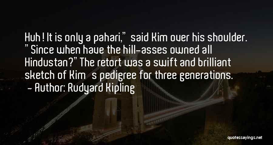 Sketch Quotes By Rudyard Kipling