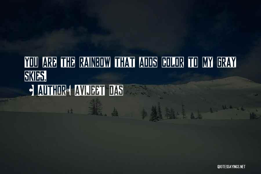 Skies Quotes By Avijeet Das