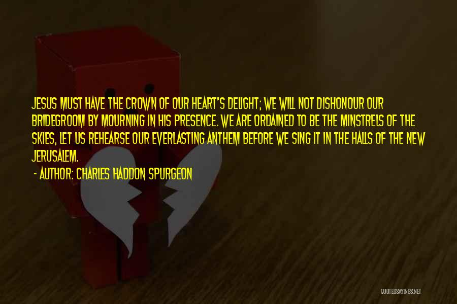 Skies Quotes By Charles Haddon Spurgeon