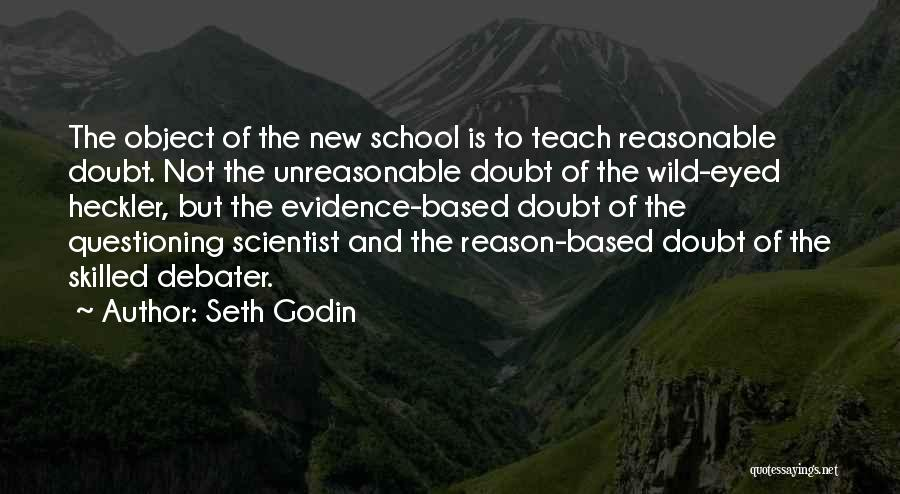 Skilled Quotes By Seth Godin