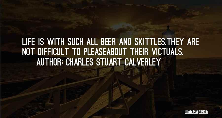 Skittles Quotes By Charles Stuart Calverley