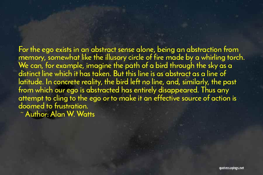 Sky Fire Quotes By Alan W. Watts