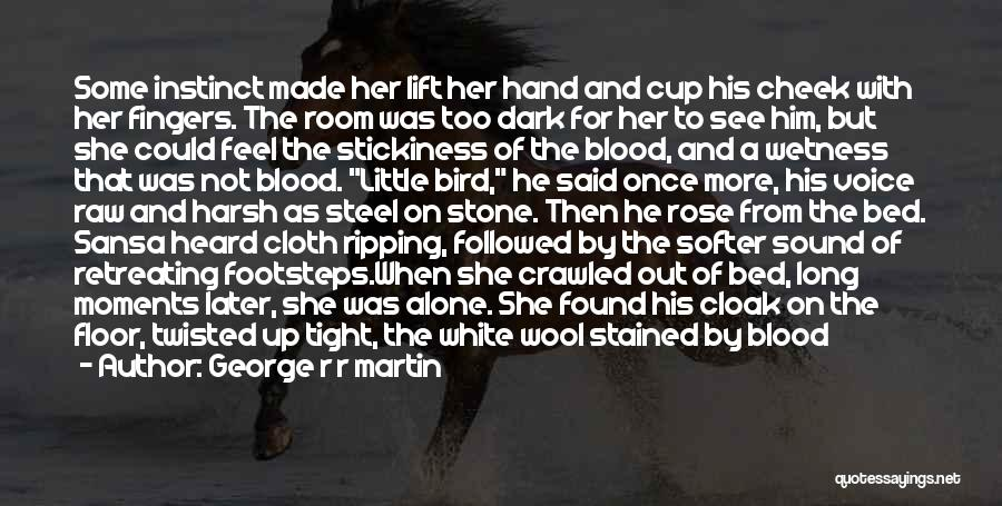 Sky Fire Quotes By George R R Martin