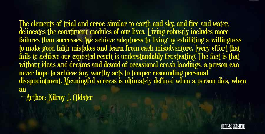 Sky Fire Quotes By Kilroy J. Oldster