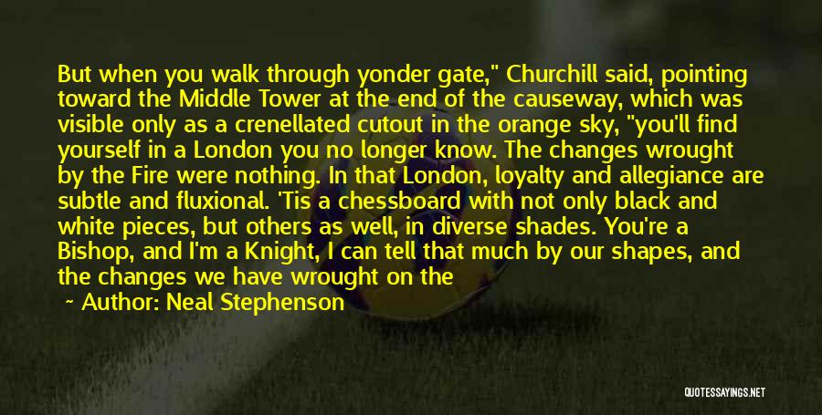 Sky Fire Quotes By Neal Stephenson