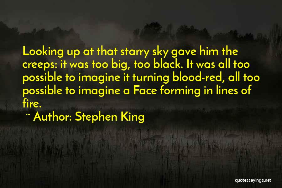 Sky Fire Quotes By Stephen King