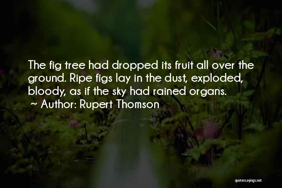 Sky Tree Quotes By Rupert Thomson