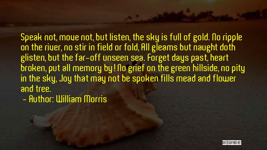 Sky Tree Quotes By William Morris