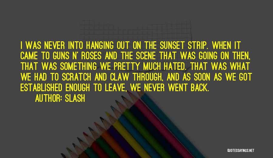 Slash Quotes 1025344