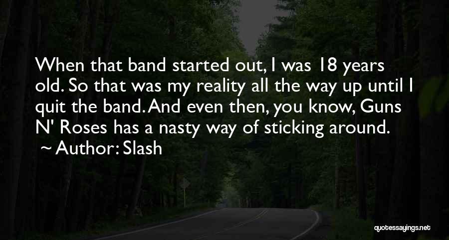 Slash Quotes 1175325