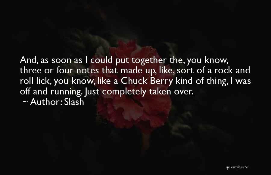 Slash Quotes 2241155