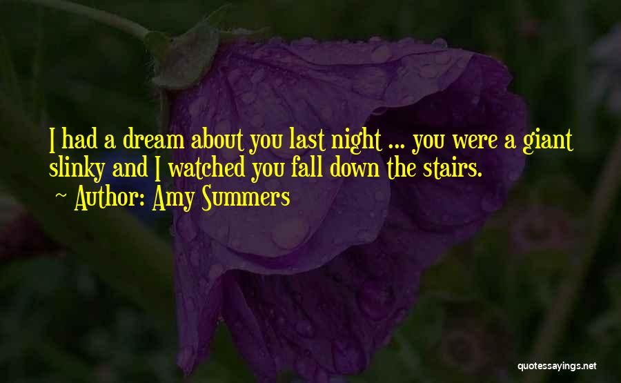 Sleep Funny Quotes By Amy Summers