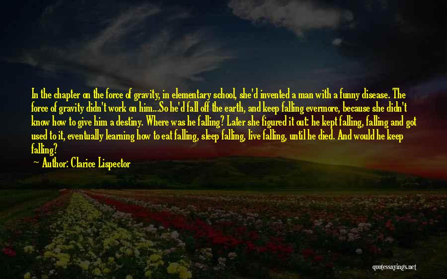 Sleep Funny Quotes By Clarice Lispector