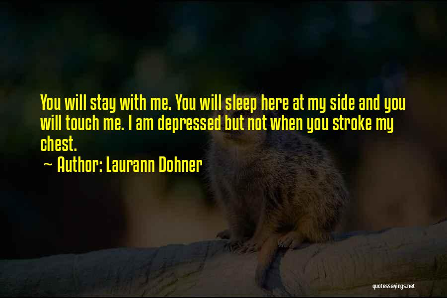 Sleep Funny Quotes By Laurann Dohner