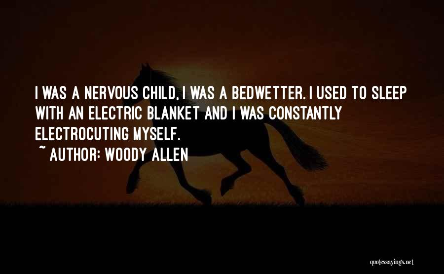 Sleep Funny Quotes By Woody Allen