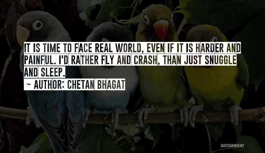 Sleep Time Quotes By Chetan Bhagat