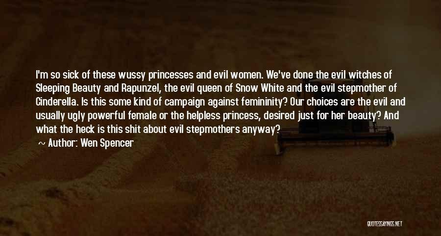 Top 2 Sleeping Beauty Evil Queen Quotes & Sayings