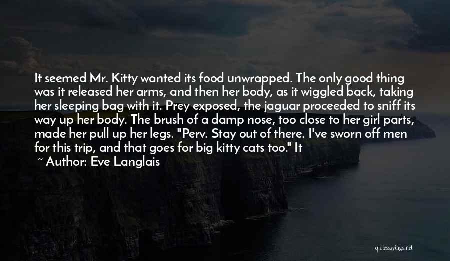 Sleeping In My Arms Quotes By Eve Langlais