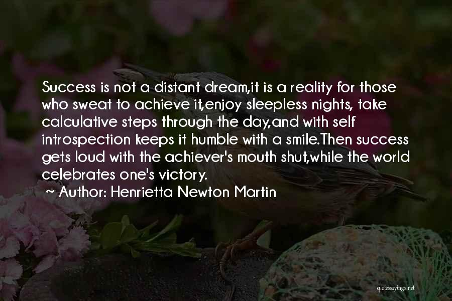 Sleepless Quotes By Henrietta Newton Martin