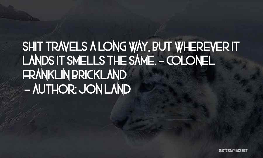 Sleepy Hollow Tv Ichabod Crane Quotes By Jon Land