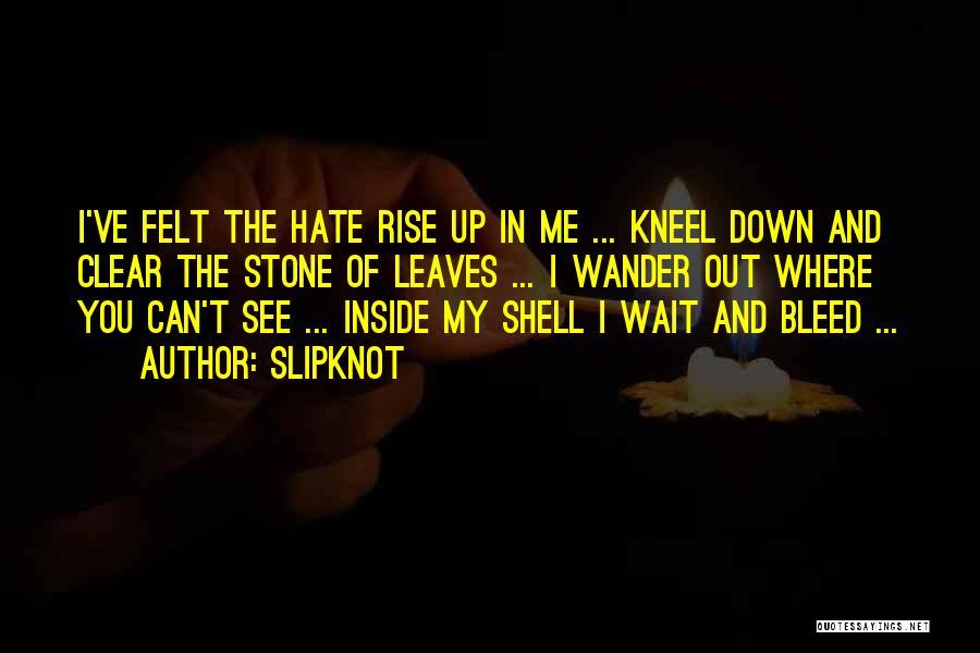 Slipknot Quotes 1740190