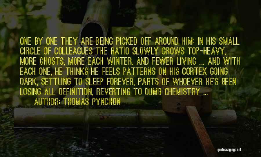 Small Parts Quotes By Thomas Pynchon
