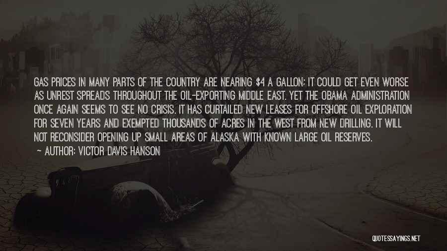 Small Parts Quotes By Victor Davis Hanson