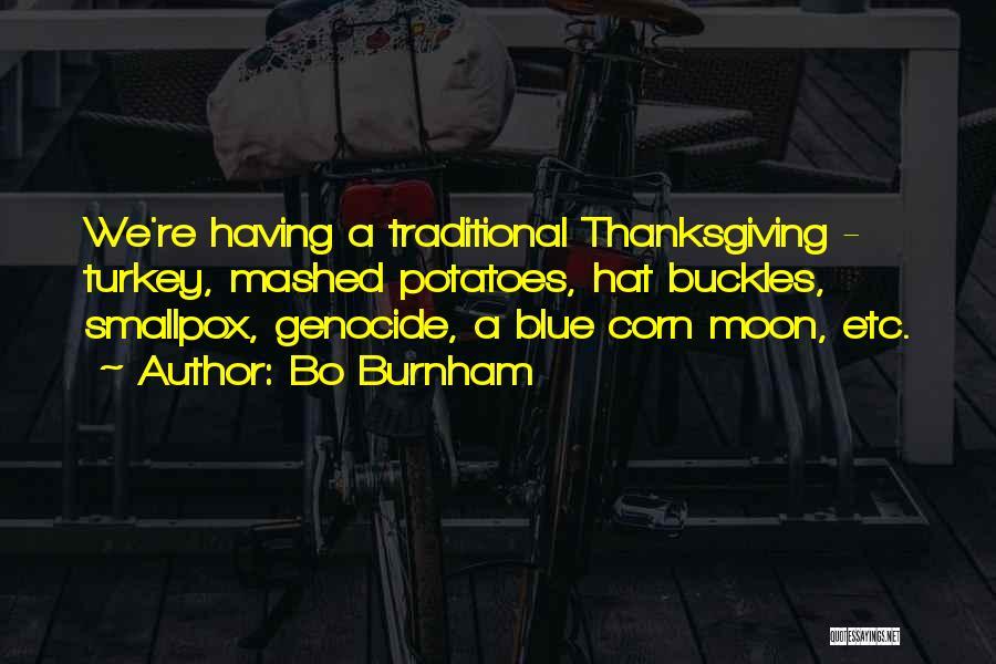 Smallpox Quotes By Bo Burnham