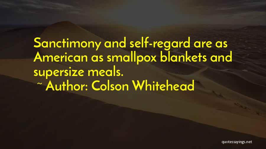 Smallpox Quotes By Colson Whitehead