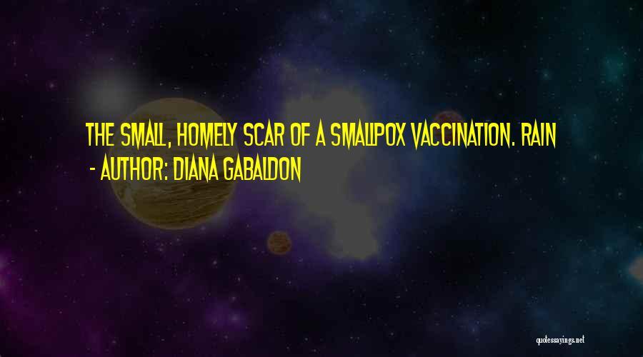 Smallpox Quotes By Diana Gabaldon