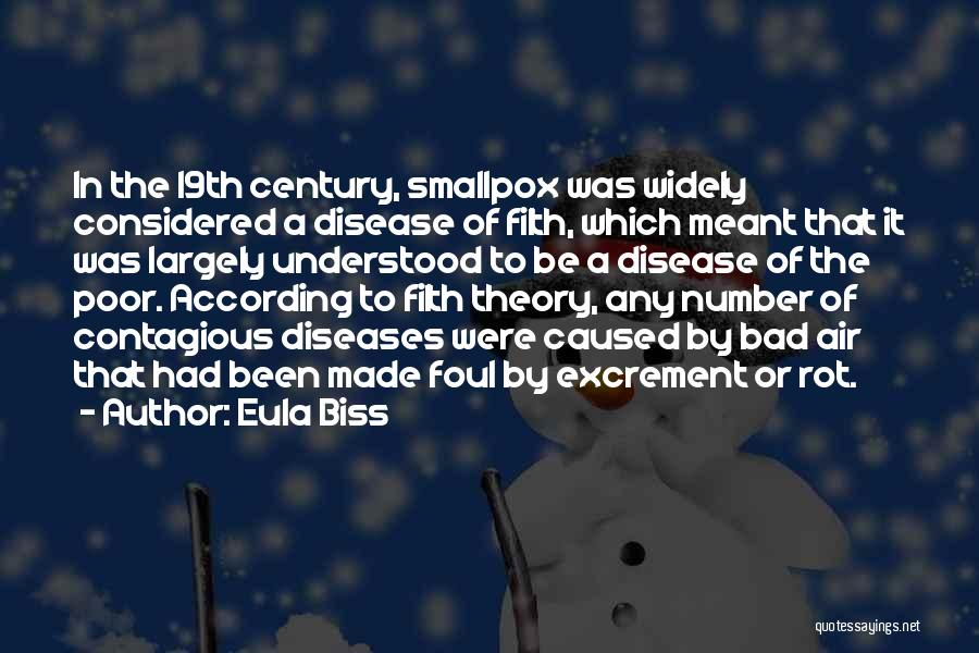 Smallpox Quotes By Eula Biss