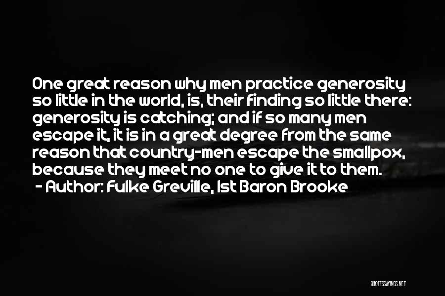 Smallpox Quotes By Fulke Greville, 1st Baron Brooke