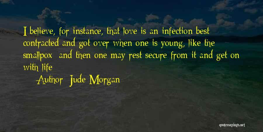 Smallpox Quotes By Jude Morgan