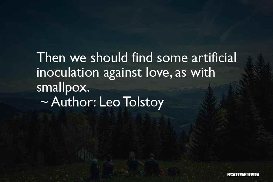 Smallpox Quotes By Leo Tolstoy