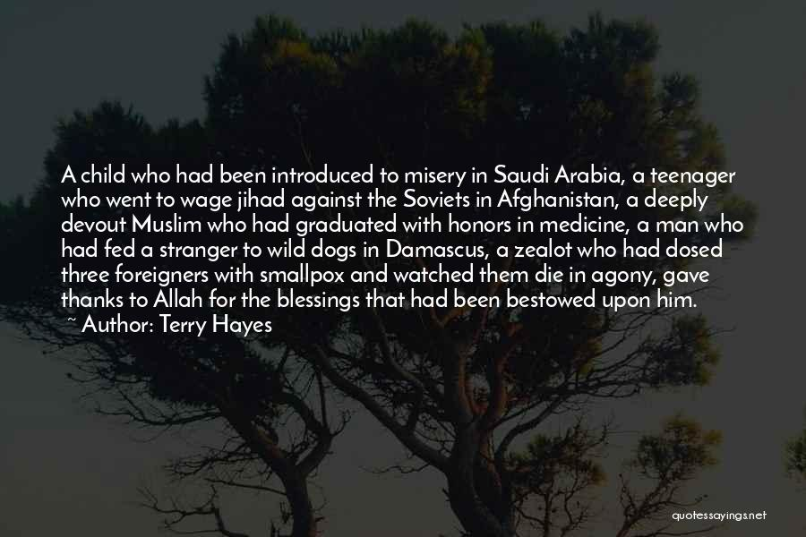 Smallpox Quotes By Terry Hayes