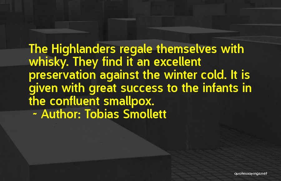 Smallpox Quotes By Tobias Smollett