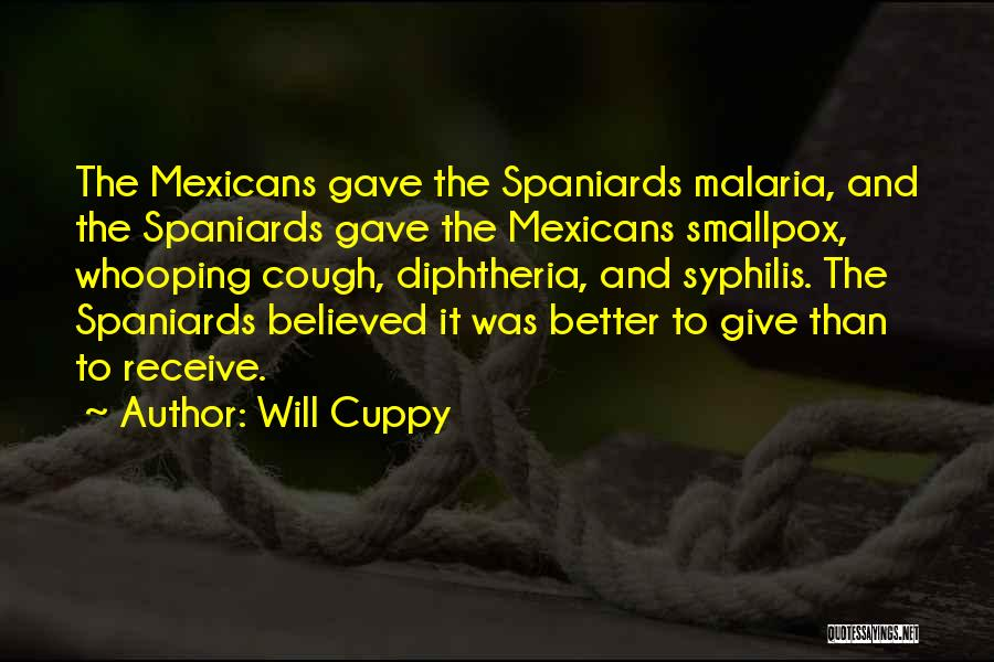 Smallpox Quotes By Will Cuppy