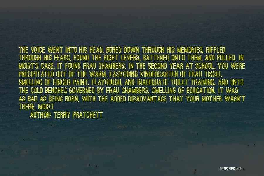 Smelling Bad Quotes By Terry Pratchett