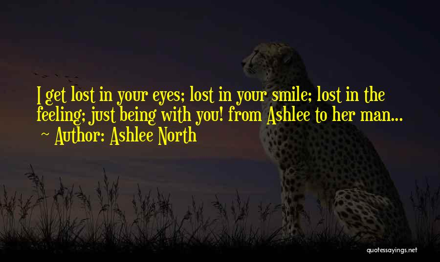 Smile With You Quotes By Ashlee North