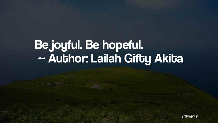 Smiles And Sadness Quotes By Lailah Gifty Akita