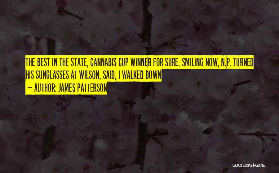 Smiling Best Quotes By James Patterson