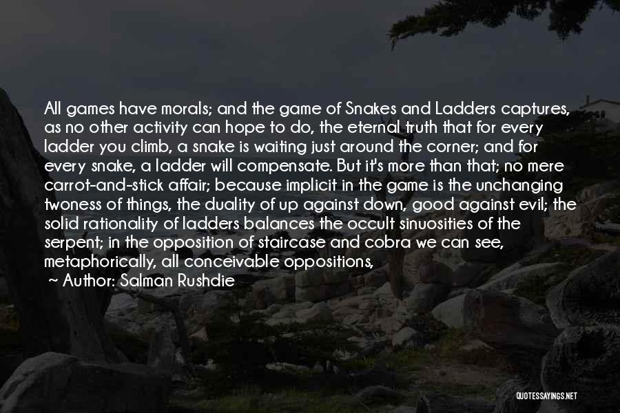 Snake Venom Quotes By Salman Rushdie