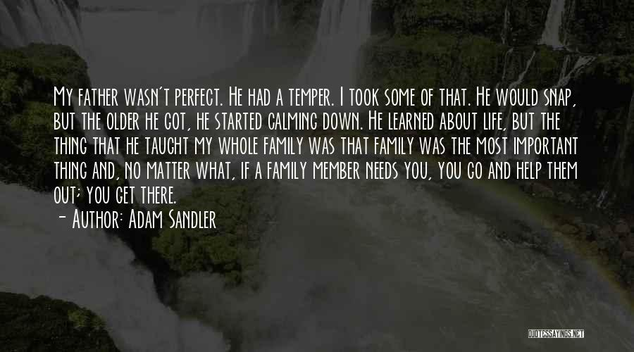 Snap Out Of Quotes By Adam Sandler
