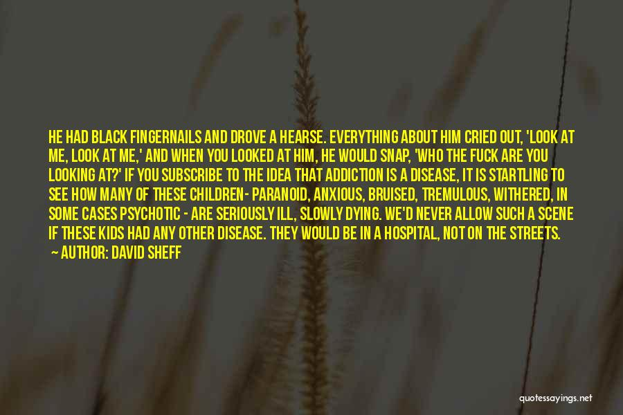 Snap Out Of Quotes By David Sheff