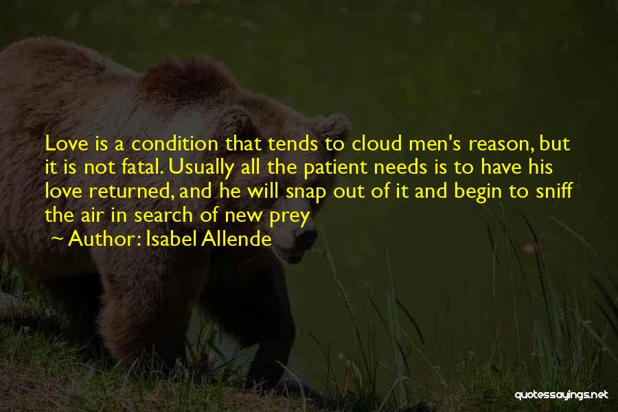 Snap Out Of Quotes By Isabel Allende