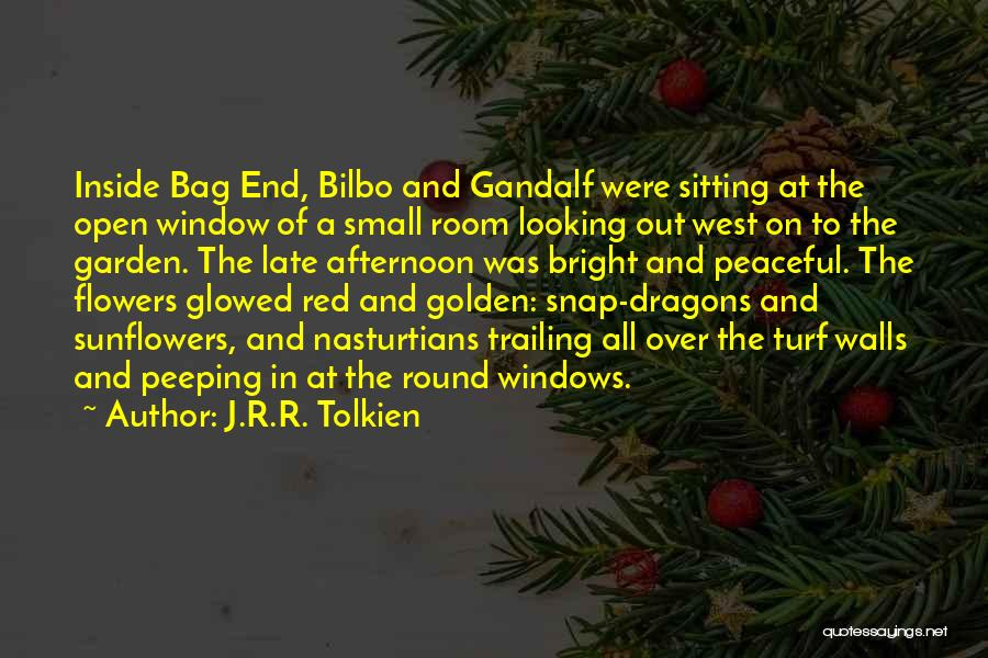 Snap Out Of Quotes By J.R.R. Tolkien