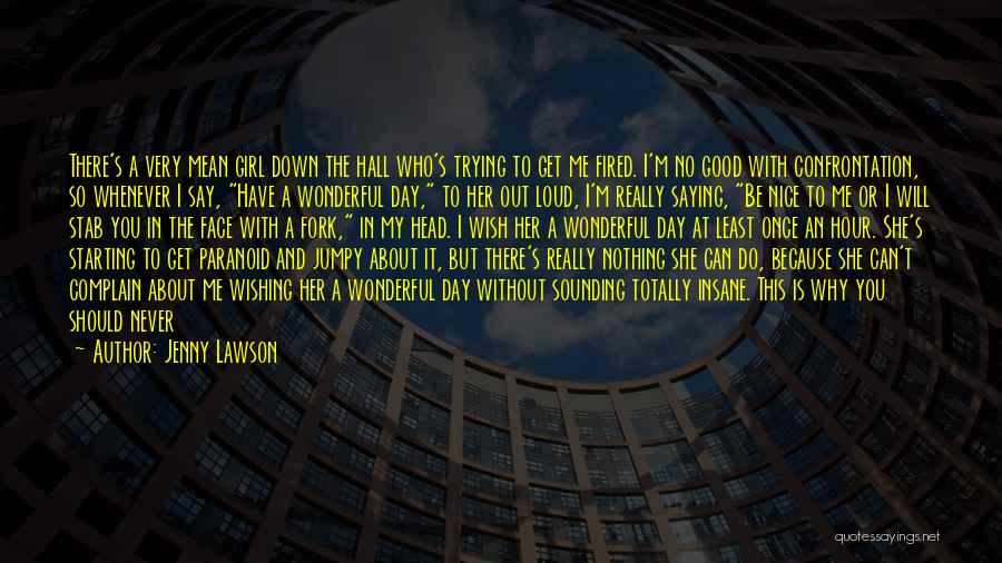 Snap Out Of Quotes By Jenny Lawson