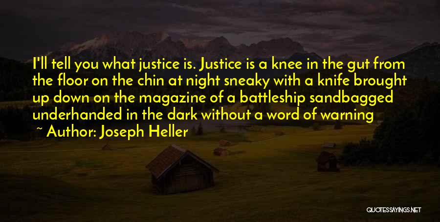 Sneaky Quotes By Joseph Heller